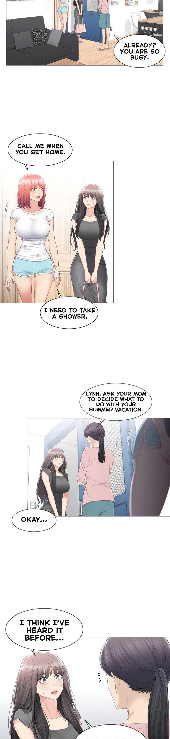 Touch on Chapter 82 - Manhwa18.com